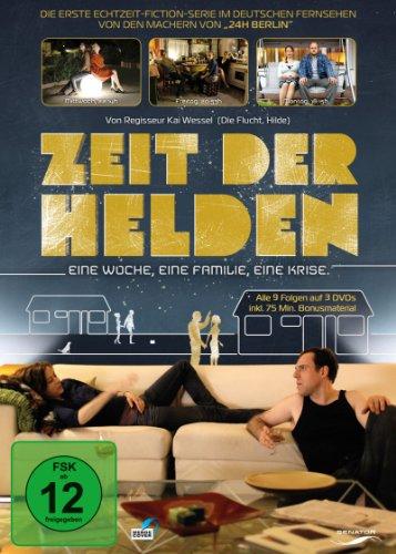 Zeit der Helden [3 DVDs]
