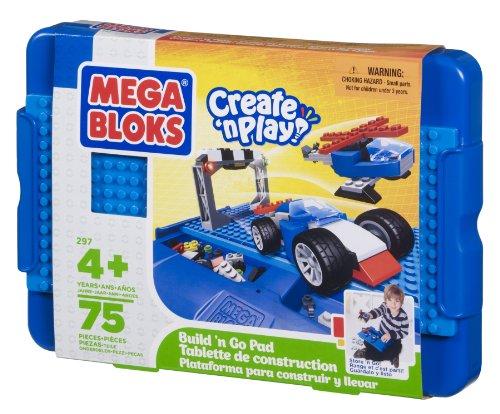 Megabloks - Juego de construcción para niños (296)