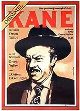 Nostalgia Store Citizen Kane Orson Welles 14x11 Movie Promotional Photograph Polish Artwork
