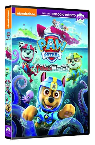 Paw Patrol 16: Patrulla Marítima [DVD]