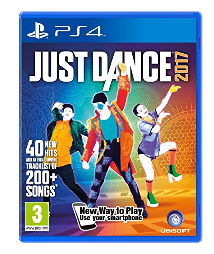 PS4 Spiel Just Dance 2017 NEU&OVP UK Import auf deutsch spielbar