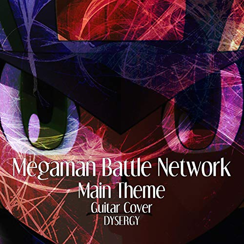 Megaman Battle Network Main Theme (Guitar Cover)