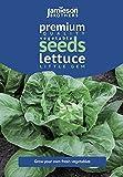 Jamieson Brothers® Lettuce Little Gem Vegetable Seeds (Approx. 800 Seeds)