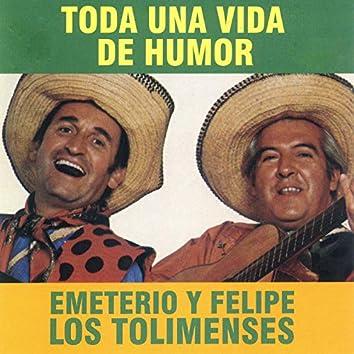 Toda una Vida de Humor