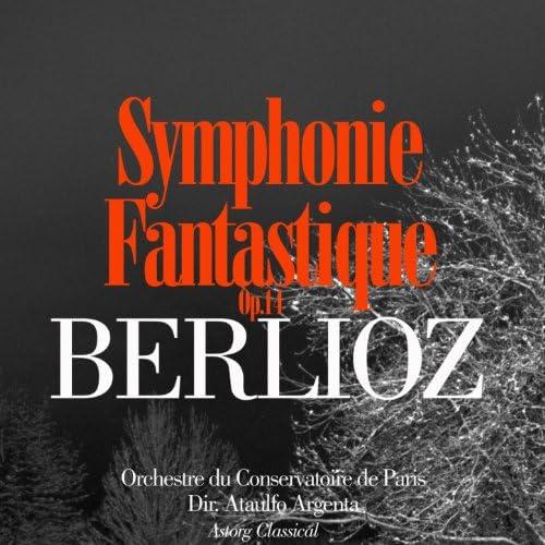Orchestre du Conservatoire de Paris & Ataulfo Argenta