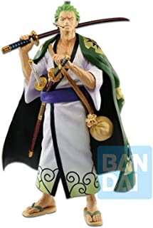 One Piece: Roronoa Zoro Japanese Style Collectable Action Toy Figure