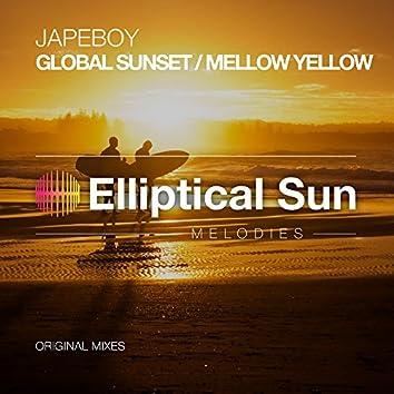Global Sunset / Mellow Yellow