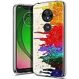 Yoedge Motorola Moto G7 Play Case, Clear Transparent