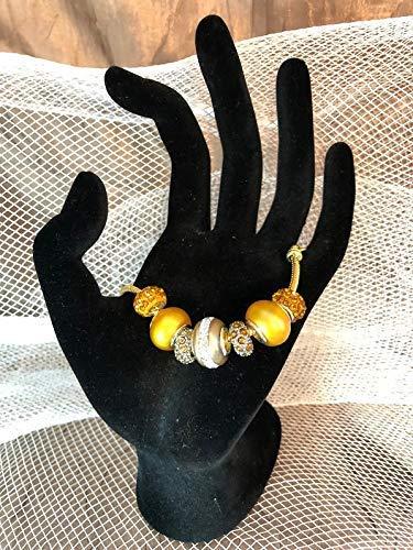 Max 45% OFF 5 popular Yellow Charm Bracelet