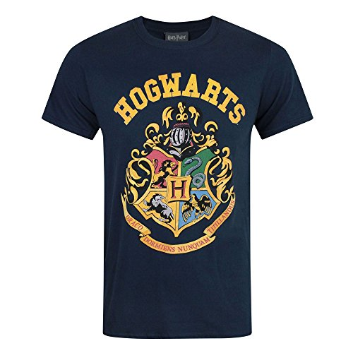 Hombres - Official - Harry Potter - Camiseta (XL)