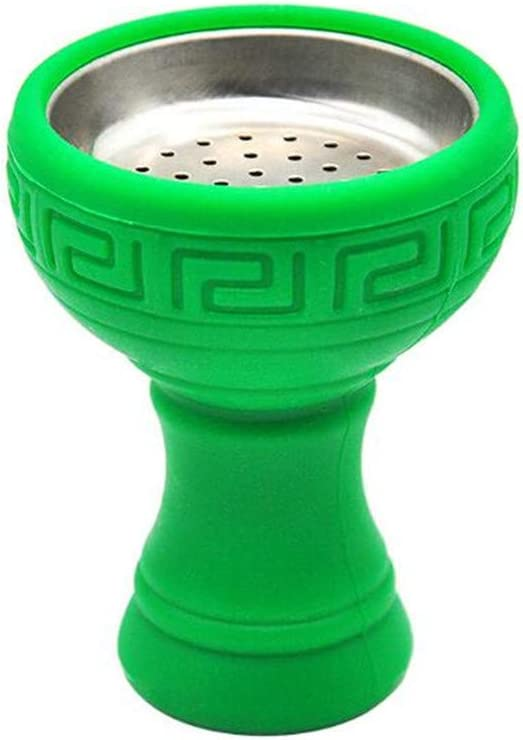 New product! New type Silicon Hookah Bowl Special price for a limited time with Stainless Odor No Unbreakable Steel
