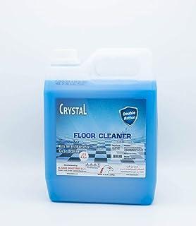 Crystal Double Action Floor Cleaner 4 Ltrs Lavender Fragrance
