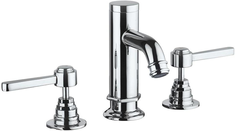 LaToscana 88CR214 Firenze Widespread Lavatory Faucet, Chrome Finish by La Toscana