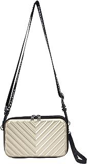 Solid Stylish Box Sling Bag for girls