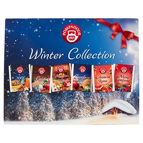 Pompadour Winter Collection - 30 Filtri [82 gr]