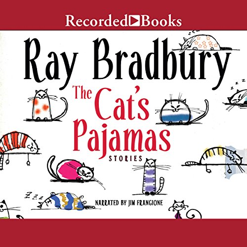 The Cat's Pajamas audiobook cover art