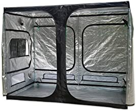 Oasis 4' x 8' Hydroponic Light & Odor Elminiating Plant Grow Tent