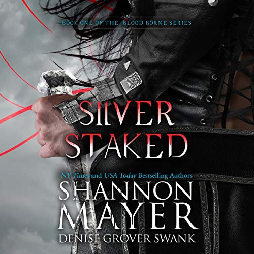 Silver Staked cover art