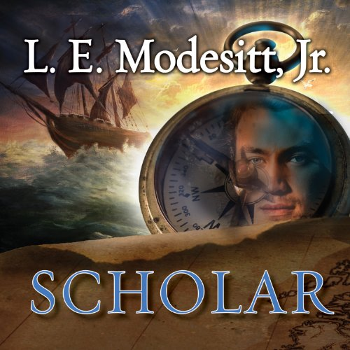 Scholar audiobook cover art