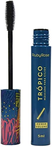 Rimel Mascara Cilios Tropico, Ruby Rose, Power Volume