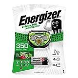 Energizer Vision HD+ - Linterna frontal LED (pilas incluidas)