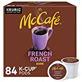 McCafe French Roast K-Cup Coffee Pods (84 Pods)