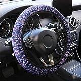 Copri volante universale, coprivolante, simpatico coprivolante, per donne e ragazze, accessorio per auto per donne
