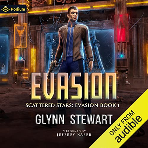 Evasion: Scattered Stars: Evasion, Book 1
