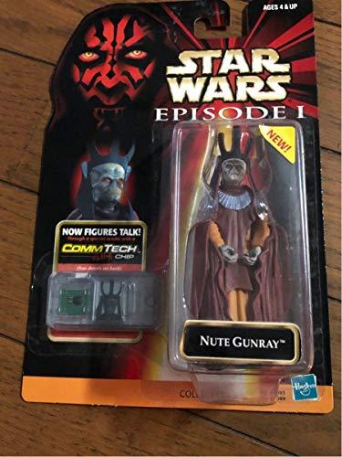 スターウォーズ star wars エピソード1 ヌートガンレイ 両手右手のエラー品