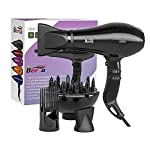 [category] Professional Hair Dryer, 1875W Tourmaline Ceramic Blow Dryer