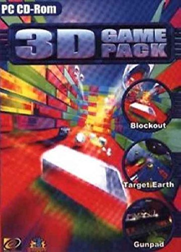 3D Game Pack - Pc-Cd Rom CD