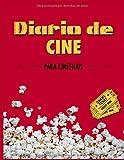 Diario de cine para cinéfilos: Cuaderno de registro de películas de cine y televisión
