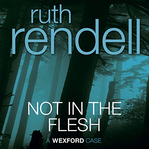 Not in the Flesh audiobook cover art