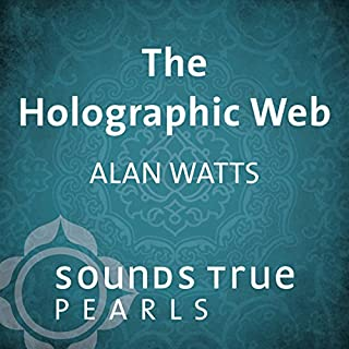The Holographic Web audiobook cover art