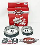 QUALITY WATER GROOVED FRONT & REAR Set of Brake Shoes and Springs for the Honda ATC 200 200M 200E 200ES M E ES BIG RED, ATC 125M, 185 185S 3-Wheel ATVs