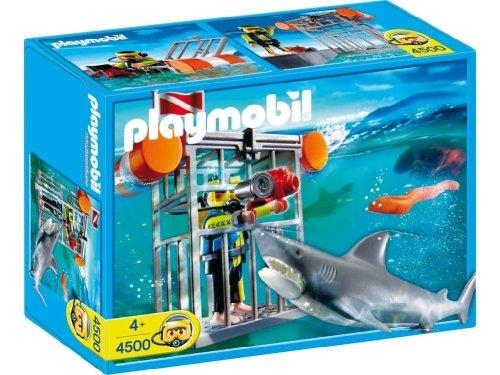 PLAYMOBIL Buzo Y Tibur N