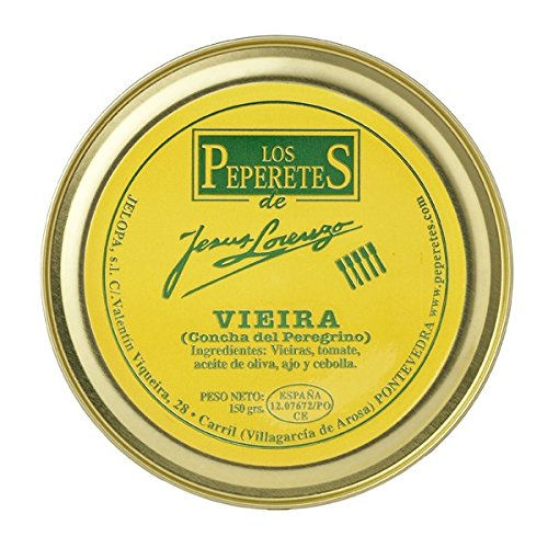 Vieiras 150gr. Los Peperetes