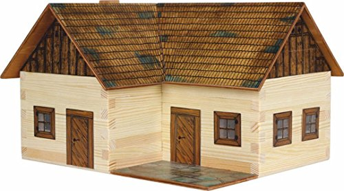 Walachia- Casa Rural Kits de madera (154) , color/modelo