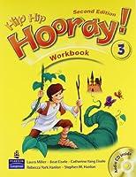 Hip Hip Hooray! (2E) Level 3 Workbook with CD