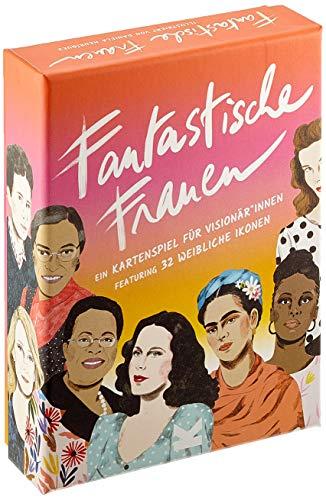 Laurence King Verlag GmbH Fantastische Frauen Quartett, Brown