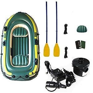 FACAI Kayak Hinchable 3 Plazas Kayak Rigido Kayak Pesca Remo Kayak Accesorios Kayak Explorer,C