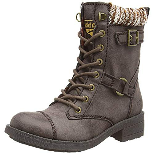Rocket Dog Women's Thunder Ankle Boots, Brown, 7 UK