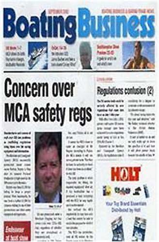 Superlatite Boating Business    Print Magazine Tulsa Mall