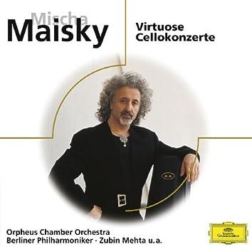 Mischa Maisky Portrait - Virtuose Cellokonzerte
