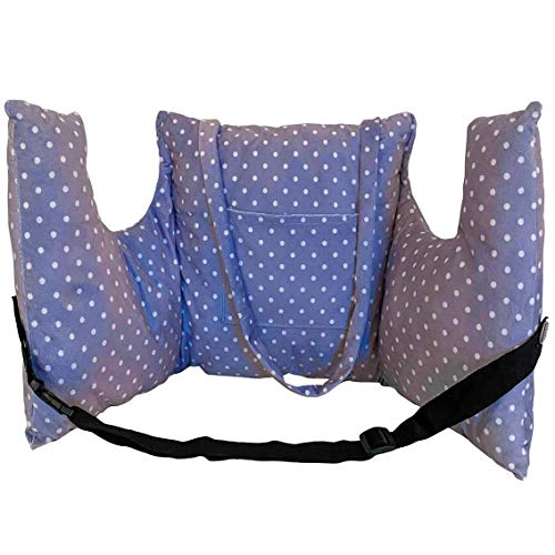 JELDA's Ultra-Komfort-Kissen nach Mastektomie | Erholung nach Brustkrebsmasektomie oder Herz-Operation | Lumpektomie-Rekonstruktion, Reduktion, Brustheilungsschutz | Brustkrebs-Geschenke für Frauen