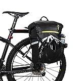 UBaymax 25 L Gepäckträgertasche Fahrradtasche...