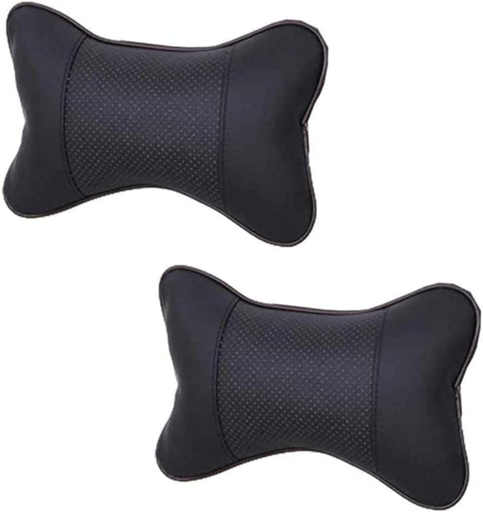 Direct sale of manufacturer PANGPANGDEDIAN Car Headrest Pillow Neck Cushion Seasonal Wrap Introduction