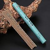(Eaglewood Dark) Bastoncini di incenso profumati naturali, fatti a mano, 6 fragranze a scelta, 20g (50 bastoncini)