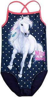 Miss Melody Niña Trajes de baño, bañador, Azul