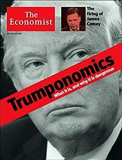 The Economist Magazine (May 13-19, 2017) Trumponomics Cover